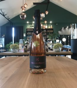 SAUMUR ROSÉ BRUT - MÉTHODE TRADITIONNELLE75 cl