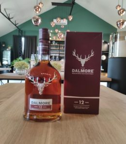 Dalmore Whisky 12 ans
